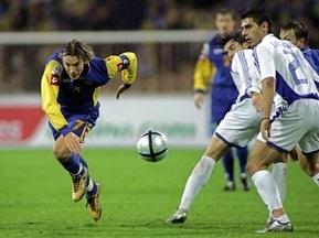 Матч із Грецією збірна України зіграє в Донецьку