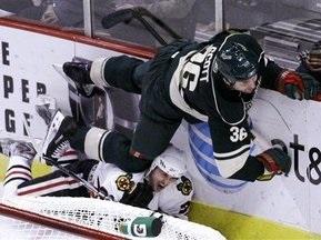 NHL: Ястребы обыграли Дикарей