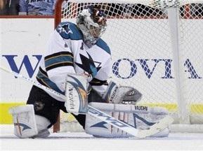 NHL: Акули були сильнішими за Флайєрс