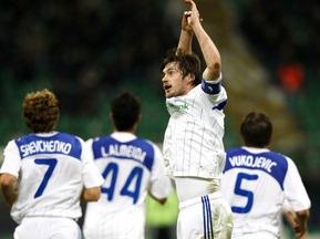 Динамо здобуває непросту перемогу над Дніпром