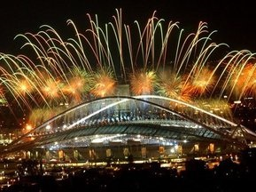 Греция примет Украину на Олимпийском стадионе в Афинах