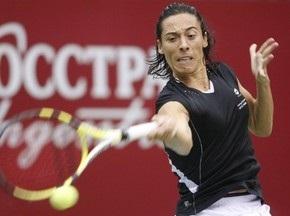 Алена Бондаренко сыграет со Скьявоне в полуфинале Кубка Кремля