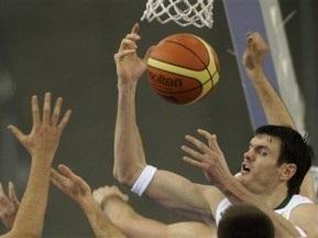 Дариуш Лавринович - MVP первого тура Евролиги