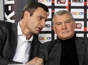 Здунек решил сосредоточиться на работе с Виталием Кличко