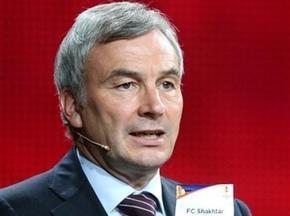 Генсек УЕФА приедет на матч Металлиста