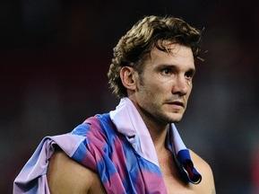 Шевченко хочет забить свой 15 гол в ворота Интера