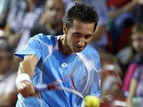 Рейтинг ATP: Стаховский поднялся на две позиции