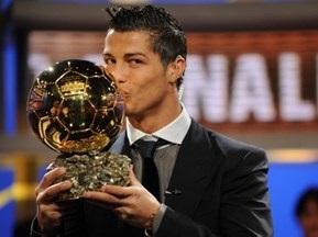 Опубліковано список домінантів на Золотий м'яч-2009
