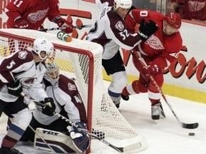 NHL: Детройт поступився Колорадо, Оттава була сильнішою за Монреаль