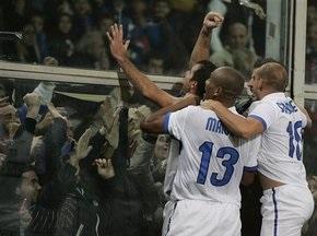 Серия А: Ювентус играет вничью с Фиорентиной, Интер издевается над Дженоа