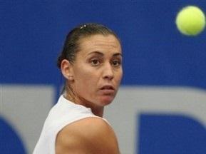 Линц WTA: Пеннетта покидает турнир