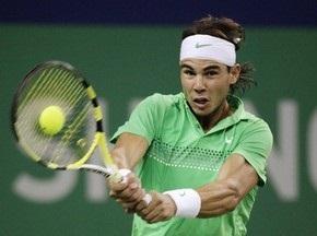 Шанхай ATP: Надаль вышел в финал