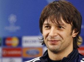 Шовковский не полетит в Милан
