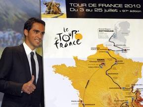 Організатори Тур де Франс представили маршрут перегонів 2010 року