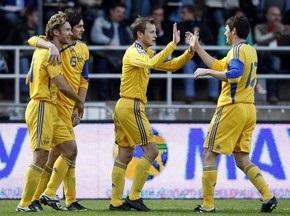 ЧМ-2010: Украина узнает соперника по плей-офф 19 октября