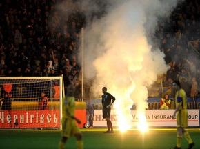 FIFA рассмотрит поведение украинских болельщиков