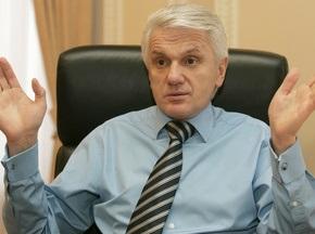 Литвин намерен подписать закон о финансировании Евро-2012