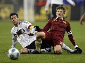 Аршавин не хочет играть с Украиной
