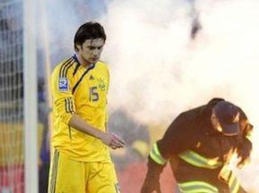 Goal.com: Милевский - лучший игрок матча Украина-Англия