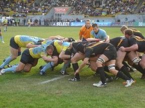Регби: Украина вырвала победу у сборной Бельгии