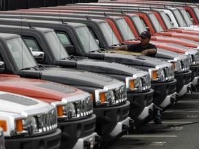 Концерн GM продал марку Hummer китайской компании
