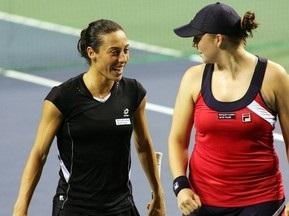 Пекин WTA: Клейбанова и Скьявоне не смогли пробиться в финал