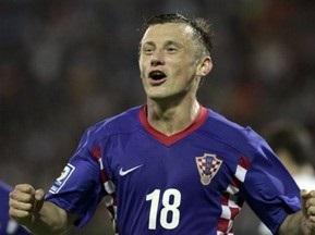 Олич не сыграет в матче с Казахстаном