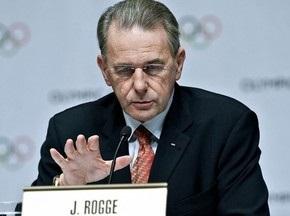 Жак Рогге переизбран на пост президента МОК