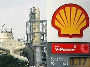 Shell будет использовать самый большой корабль в мире для добычи газа