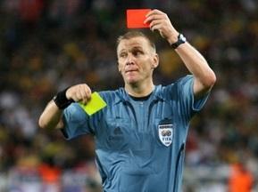 ФІФА хоче ввести тимчасове видалення з поля