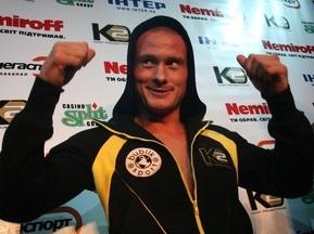 Суперником Узєлкова буде бразильський боксер
