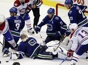 NHL: Питтсбург всухую уступил Финиксу, Ванкувер разгромил Монреаль