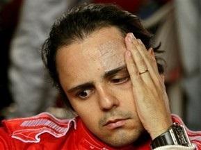У п ятницю Масса пройде обстеження в FIA