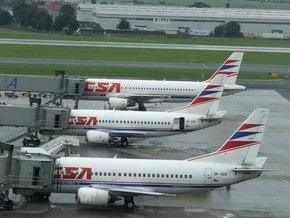 Czech Airlines продает самолеты из-за кризиса