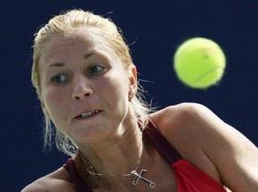 Пекін WTA: Альона Бондаренко зачохлює ракетку