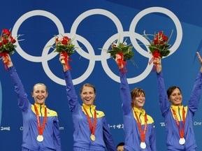 Фехтування: Українки завоювали командне золото