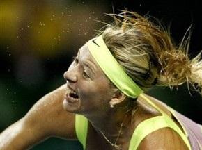 Пекін WTA: Шарапова обіграла Азаренко і вийшла до третього кола