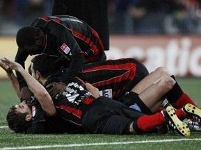 Сербского футболиста арестовали за нападение на фаната