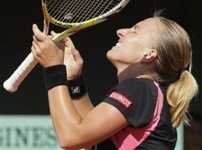 Пекін WTA: Кузнєцова вийшла на Альону Бондаренко