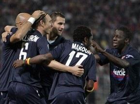 Ліга 1: Ліон впевнено впорався з Лансом, Бордо програв Сент-Еттьєну