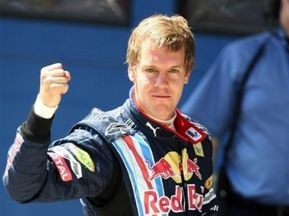 Феттель перемагає на Гран-прі Японії