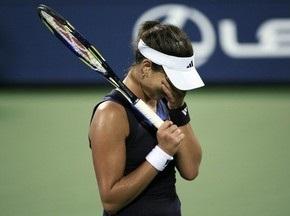 Иванович снялась с турнира в Пекине
