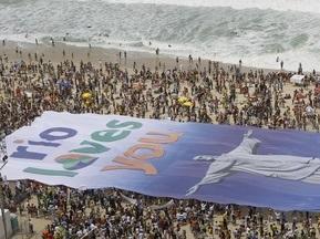 Олімпіада-2016 проходитиме у Ріо-де-Жанейро