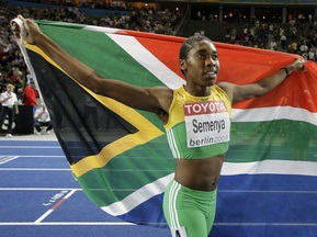 Федерация легкой атлетики ЮАР лишилась спонсора из-за Семени