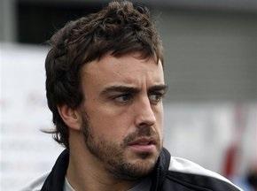 Алонсо хоче завершити кар єру в Ferrari