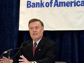 Гендиректор Bank of America объявил о своей отставке