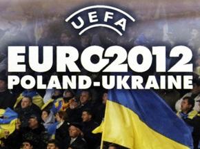 Евро-2012: Украина заручилась поддержкой Бельгии