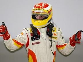 Алонсо подписал контракт с Ferrari