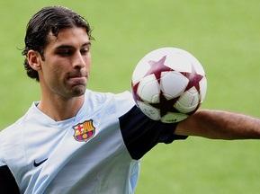 Захисник Барселони: Динамо не знає втоми