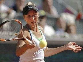 Токио WTA: Алена Бондаренко зачехляет ракетку
